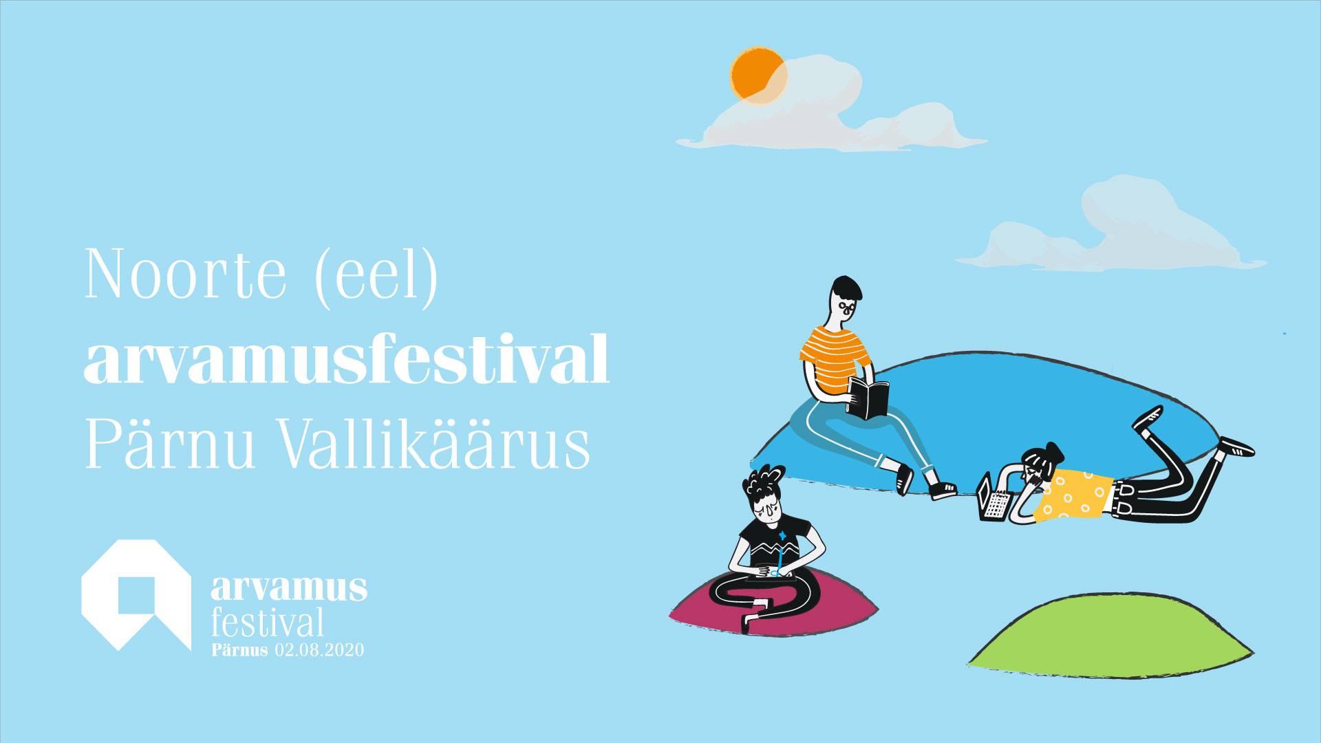 Avatud on Pärnu noorte [eel]arvamusfestivali ideekorje!